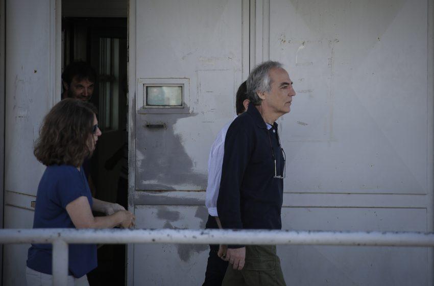 Προσφυγή Κουφοντίνα στο Ανώτατο Ειδικό Δικαστήριο για το ζήτημα της μεταγωγής του