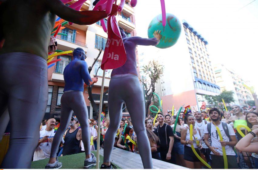 Αύριο διεξάγεται το Athens Pride: Ξεκινά από την Πλατεία Κλαυθμώνος και καταλήγει στη Βουλή