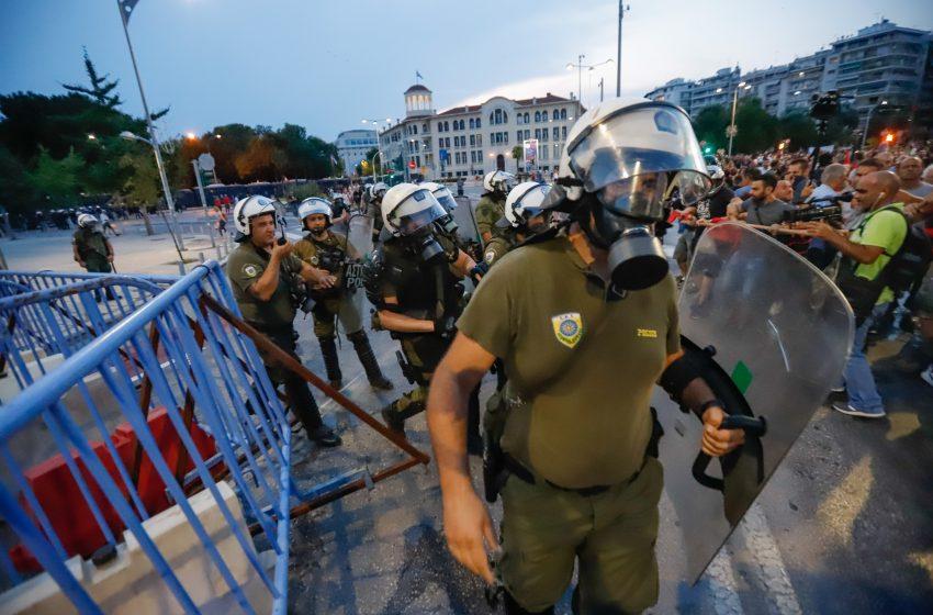 """ΔΕΘ 2021 – Θεσσαλονίκη: """"Αστακός"""" ενόψει εγκαινίων"""