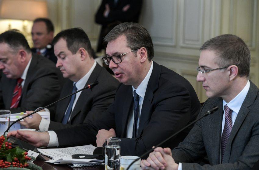 Βούτσιτς για Μίκη Θεοδωράκη: Αντίο, μεγάλε μαέστρο! Η Σερβία θα σε θυμάται!
