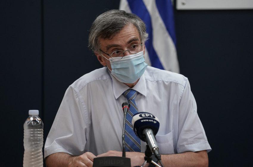 Τσιόδρας: Θα χρειαστούμε 3-4 χρόνια για να ανακάμψουμε, μετά την πανδημία
