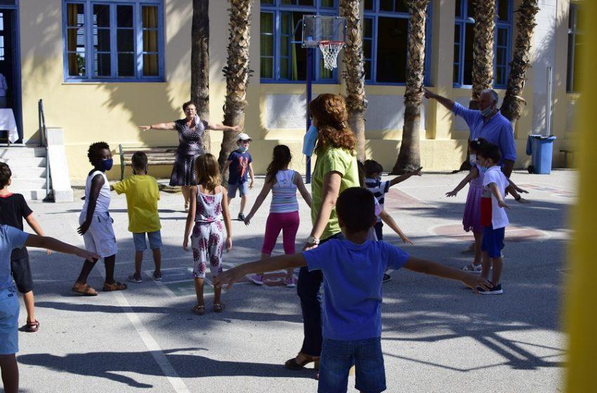 Κοροναϊός: Αυξήθηκε η διάδοση στα παιδιά 4-18 ετών