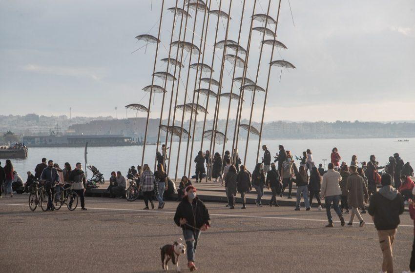 Κοροναϊός: Αυξημένο κατά 11% το ιικό φορτίο στα λύματα της Θεσσαλονίκης
