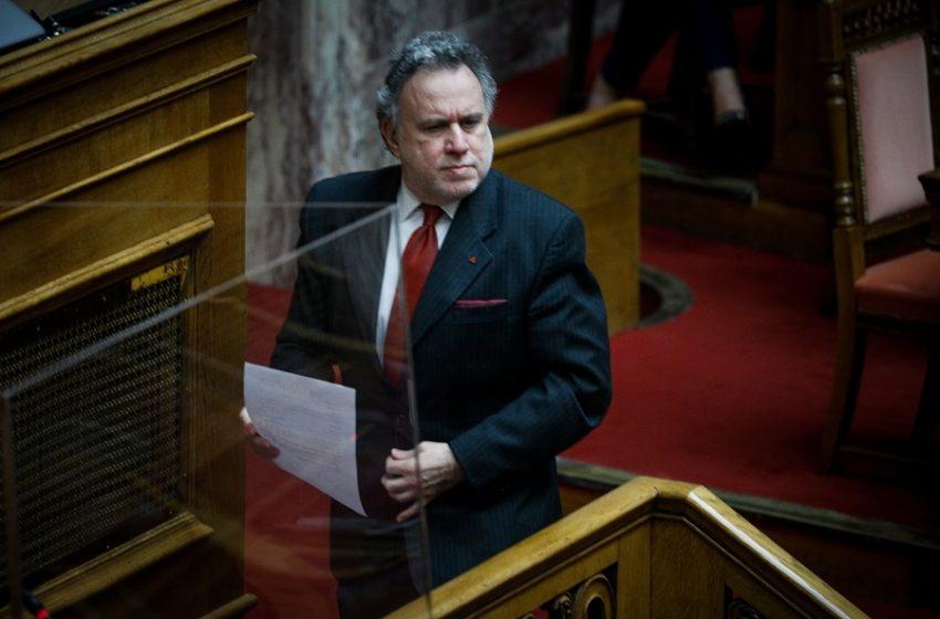"""Κατρούγκαλος: """"Δηλώσεις πίστης σε ένα παρωχημένο ατλαντισμό δεν υπηρετούν τα εθνικά συμφέροντα"""""""