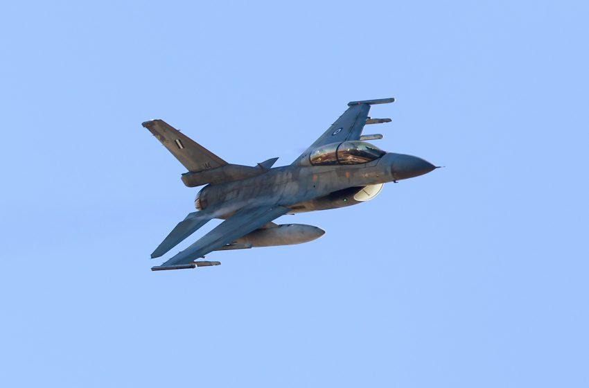 Παραβιάσεις – Νέες προκλήσεις στο Αιγαίο από τουρκικά F-16