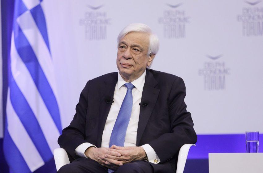 Παυλόπουλος: Έχουμε xρέος να υπερασπιστούμε την ΕΕ και ν' αγωνιστούμε για την ολοκλήρωσή της