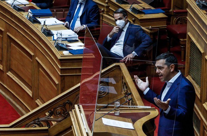 Δημοσκόπηση Alco : Κλείνει η ψαλίδα ΝΔ-ΣΥΡΙΖΑ – Παραμένει διψήφια η διαφορά
