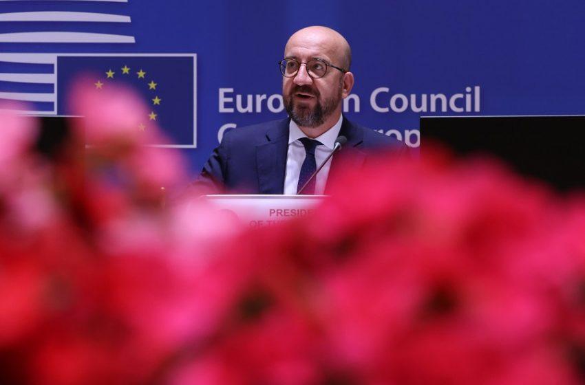 Σαρλ Μισέλ για EUMED9: Να γίνει η Ευρώπη η πρώτη κλιματικά ουδέτερη ήπειρος