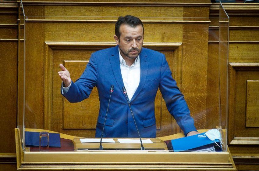 Παππάς: Ο Μητσοτάκης παραδέχτηκε την απομόνωση του – Προοδευτική κυβέρνηση μετά τις εκλογές