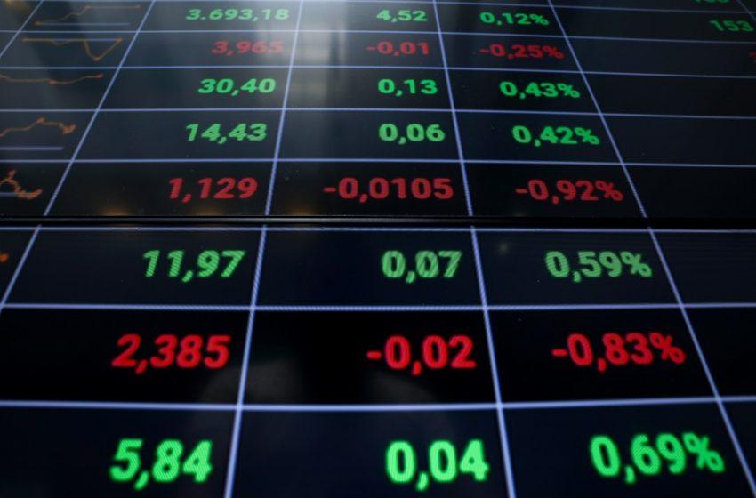 Χρηματιστήριο: Κλείσιμο με πτώση 1,54%, απώλειες 11,53% για τη ΔΕΗ