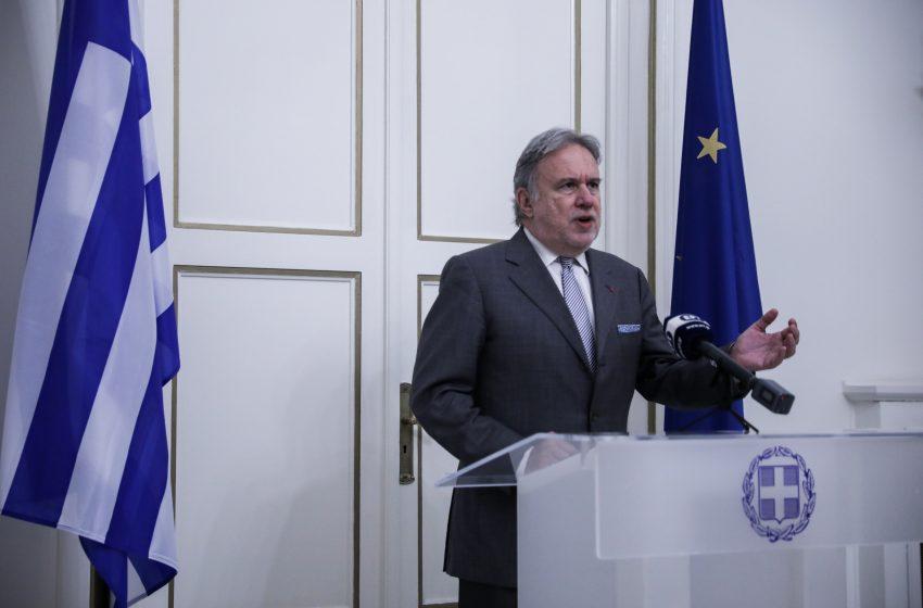 Κατρούγκαλος: Με τι ανταλλάγματα συμφωνήθηκε υπογραφή πενταετούς αμυντικής συμφωνίας Ελλάδας-ΗΠΑ;