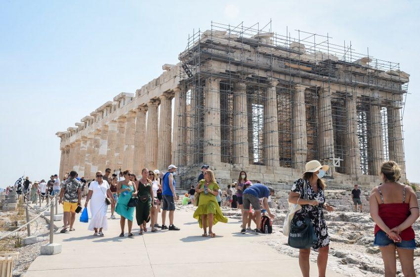 Ακρόπολη – Κλειστός εκτάκτως ο αρχαιολογικός χώρος την Κυριακή