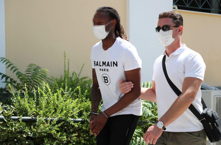 Σεμέδο: Ελεύθερος ο ποδοσφαιριστής με εγγύηση 10.000 ευρώ