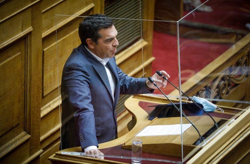 LIVE Η παρέμβαση Τσίπρα στη Βουλή για ΔΕΗ και ανατιμήσεις