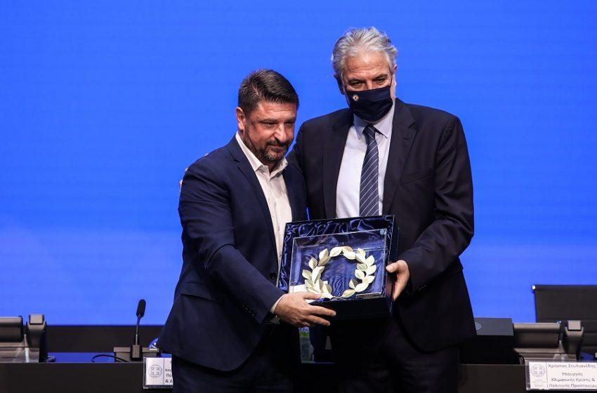 Στυλιανίδης: Δεν χρειάζονται πολλά λόγια- Πρέπει να απαντήσουμε στις προκλήσεις με έργα