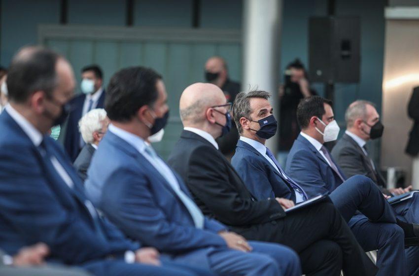 Μητσοτάκης για το Εθνικό Σχέδιο Εξωστρέφειας – Η Ελλάδα έχει μπει σε δυναμική τροχιά ανάπτυξης