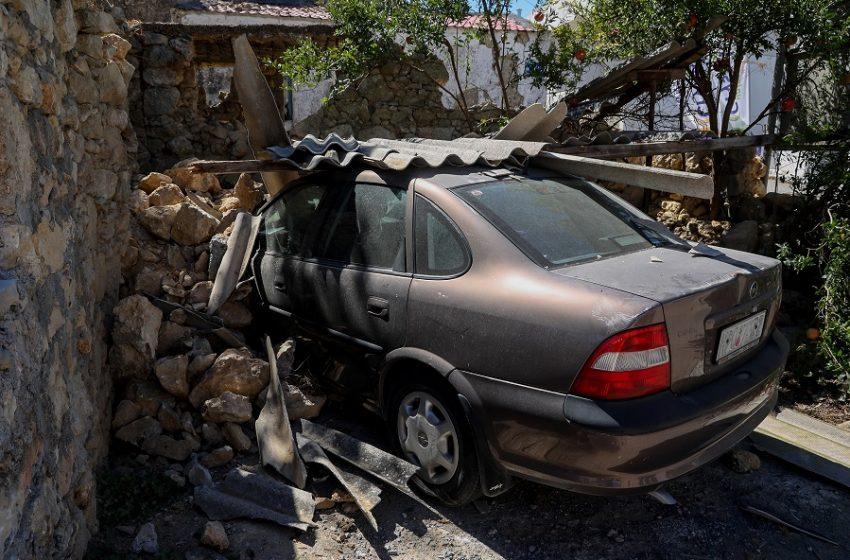 Σεισμός στην Κρήτη: Οδηγίες Λέκκα στους κατοίκους