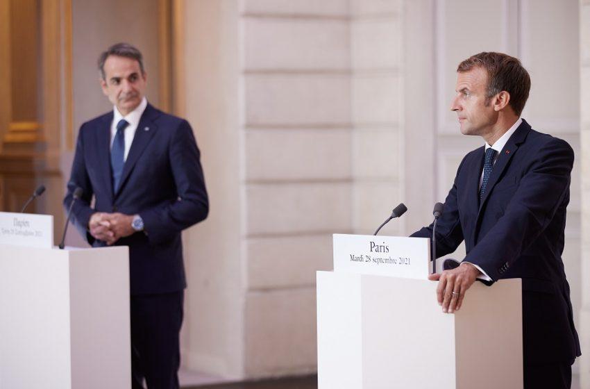 Το πλήρες κείμενο της συμφωνίας Ελλάδας-Γαλλίας για συνεργασία σε άμυνα-ασφάλεια – Τι προβλέπει το άρθρο 2 για το ενδεχόμενο επίθεσης σε βάρος της Ελλάδας