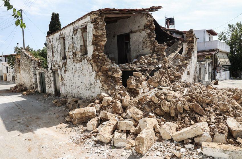 Καραμανλής για σεισμό στην Κρήτη: Το συντομότερο τα χρήματα στους πληγέντες