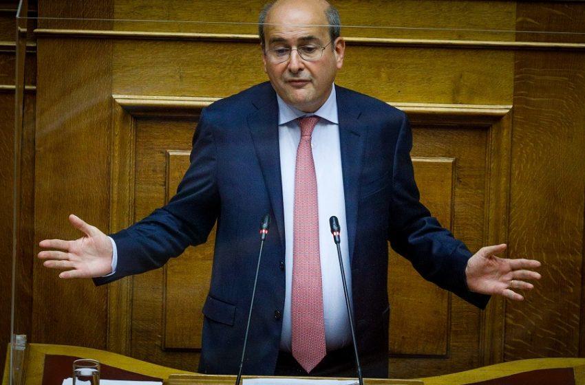 Χατζηδάκης: Αδιανόητο ότι η αντιπολίτευση καταψηφίζει το ν/σ για την αναβάθμιση της κοινωνικής προστασίας