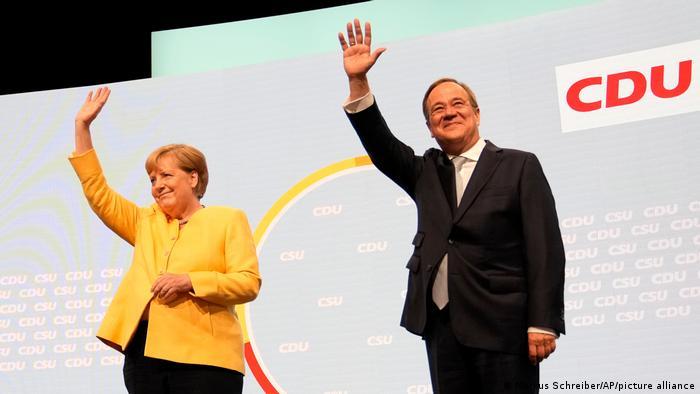 Γερμανικές εκλογές: Δείχνουν Σολτς οι μετρήσεις- Στη μάχη η Μέρκελ υπέρ του Λάσετ