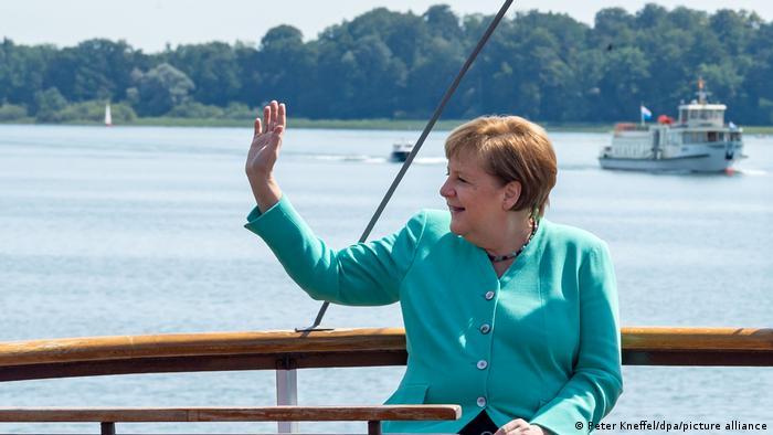 Τα δύο πράγματα που θα κάνει η Μέρκελ μόλις αποχωρήσει από την Καγκελαρία- Τα ταξίδια που έχει υποσχεθεί στον εαυτό της