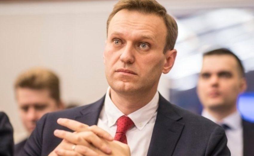 Κλείδωσε η υποψηφιότητα του Αλεξέι Ναβάλνι για το βραβείο των ανθρωπίνων δικαιωμάτων