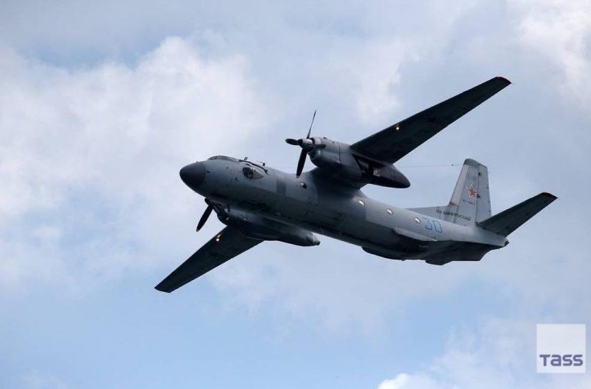 Ρωσικό μεταγωγικό αεροσκάφος An-26 συνετρίβη κοντά στην πόλη Χαμπάροφσκ