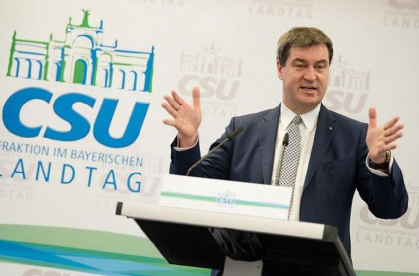 Γερμανία: Πιέσεις στον Ζέντερ (CSU) για διαπραγματεύσεις με Πρασίνους και FDP για συγκρότηση συνασπισμού