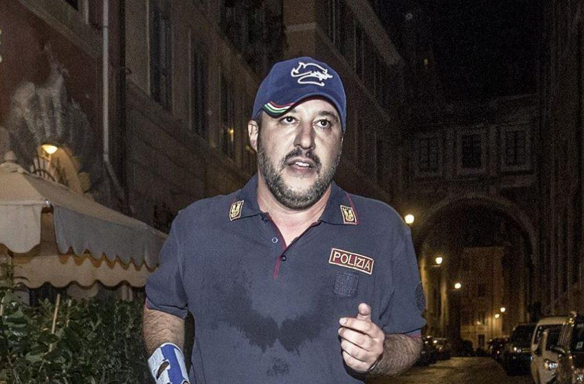 Ο πρώην υπεύθυνος επικοινωνίας του Σαλβίνι κατηγορείται για διάθεση ναρκωτικών