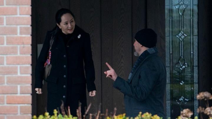 Αμερικανική κυβέρνηση: Να αναβληθούν οι διώξεις κατά της οικονομικής διευθύντριας της Huawei Μενγκ Ουανγκζού