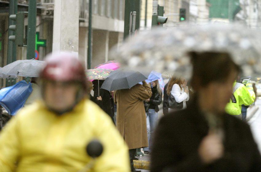 Έρχονται ισχυρές βροχές και καταιγίδες – Σε ποιες περιοχές απαιτείται ιδιαίτερη προσοχή