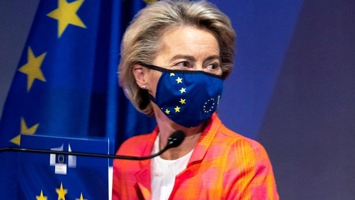 Την ανησυχία της για την ένταση στο βόρειο Κόσοβο εξέφρασε η φον Ντερ Λάϊεν