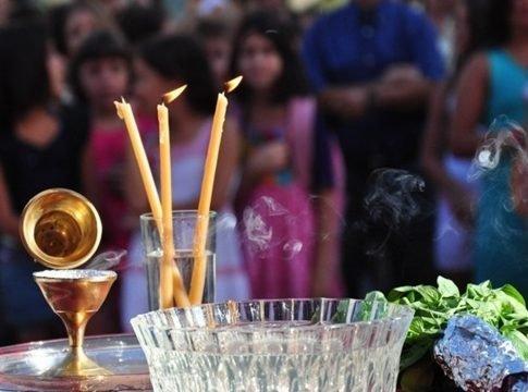Πάτρα: Θετικός ιερέας που έκανε αγιασμό σε σχολείο