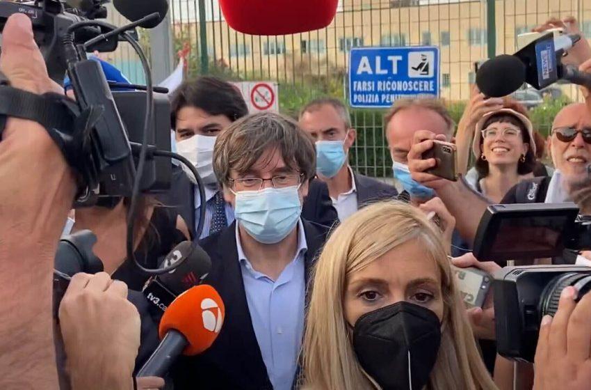 Ιταλία – Κάρλες Πουτζντεμόν: Αποφυλακίστηκε ο Καταλανός ηγέτης