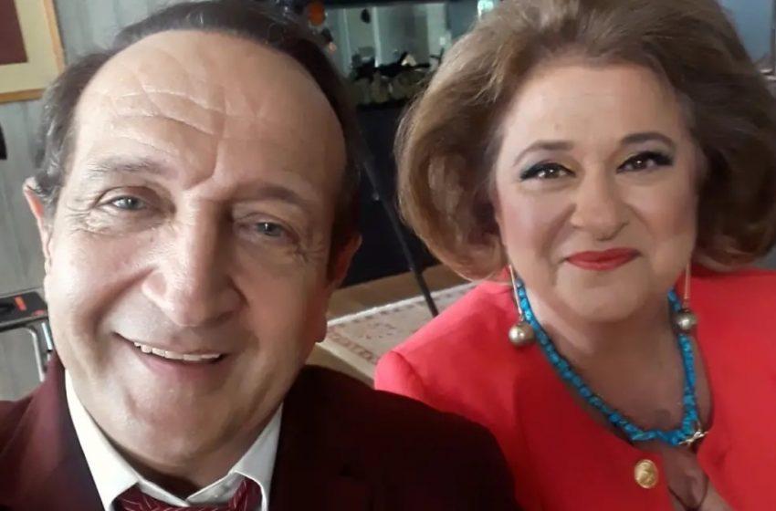Σπύρος Μπιμπίλας: Η Ελισάβετ Κωνσταντινίδου παραμένει φίλη μου