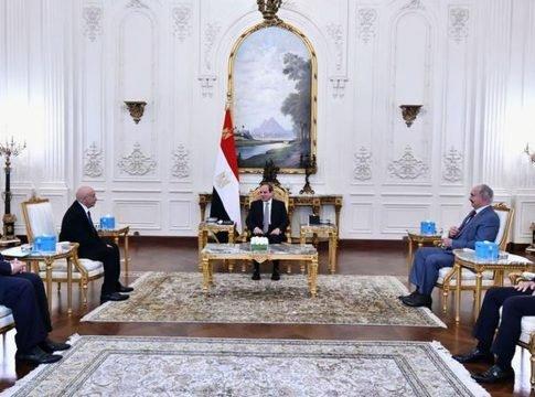 Επίσκεψη Χαφτάρ στην Αίγυπτο – Συνάντηση με τον πρόεδρο Σίσι