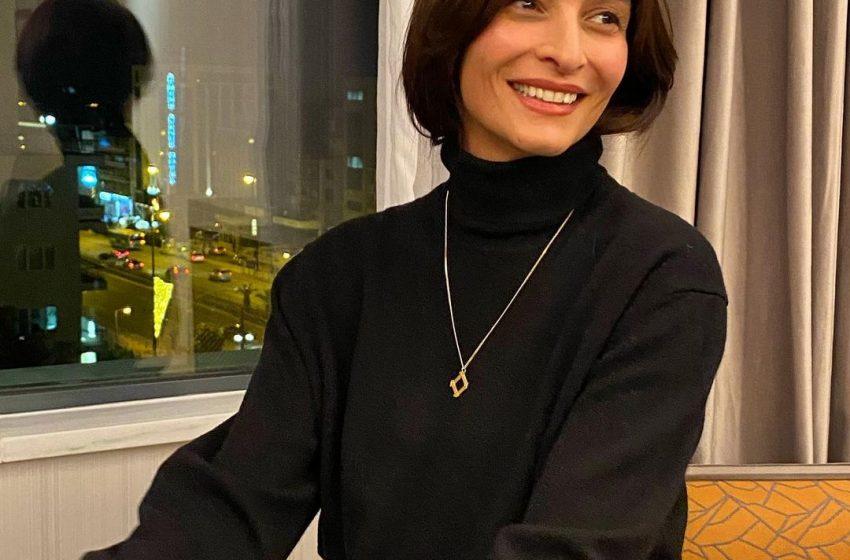 Αντιγόνη Κουλουκάκου: Μιλά για το  κομπλιμέντο που δέχτηκε από τον Αλ Πατσίνο