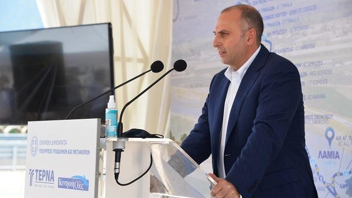 Καραγιάννης: Ο ΒΟΑΚ αποτελεί πρώτη και άμεση προτεραιότητα της κυβέρνησης