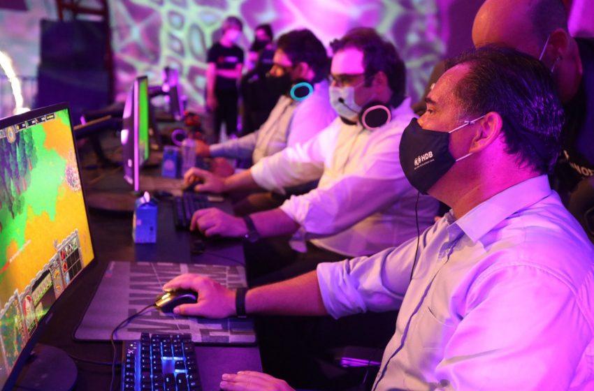 """Οι υπουργοί… παίζει – Η """"κόντρα"""" Γεωργιάδη, Λιβάνιου, Πιερρακάκη στο Warcraft III Reforged (εικόνες)"""