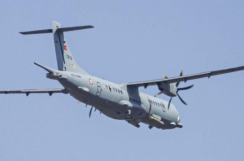 Σαράντα παραβιάσεις από τουρκικά αεροσκάφη: Οι περισσότερες από ανθυποβρυχιακά ATR-72