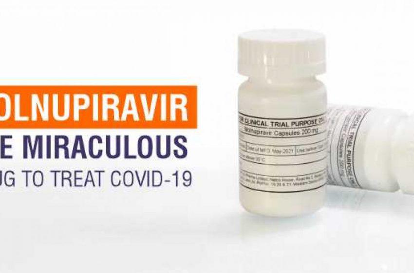 Molnupiravir: Ελπίδες για το αντιβιοτικό που θα τελειώσει τον κοροναϊό