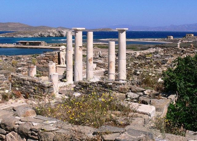 Ένα ολιστικό ταξίδι στην αρχαία Δήλο