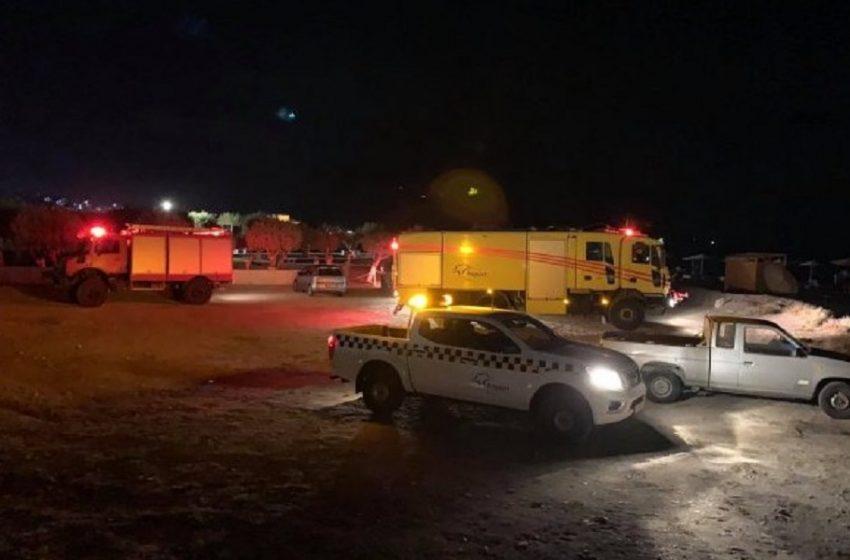 Πτώση αεροσκάφους Τσέσνα στη Σάμο: Νεκροί οι δύο επιβαίνοντες