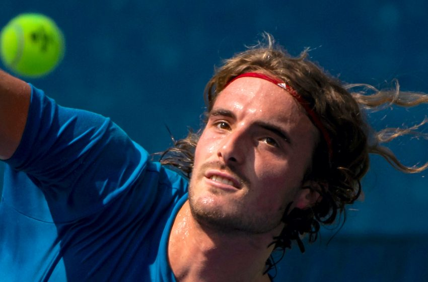 US Open: Άνετα στον τρίτο γύρο ο Τσιτσιπάς