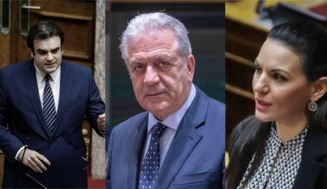 """""""Πέφτουν κορμιά"""" υπουργών και βουλευτών για την Α'  Αθήνας- Ποιοι γαλάζιοι κινδυνεύουν από τον συνωστισμό"""