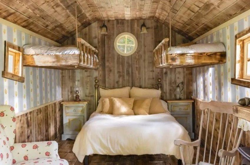 """Bearbnb"": Διαμονή στο σπίτι του Winnie the Pooh προσφέρουν Airbnb και Disney"