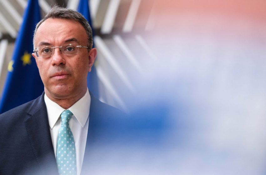 Σταϊκούρας: Ενδέχεται να αναβληθεί η καταβολή της πρώτης δόσης του ΕΝΦΙΑ