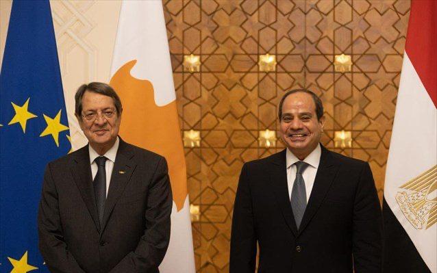 Αναστασιάδης-Αλ Σίσι: Σημαντικό βήμα ενίσχυσης των σχέσεων Κύπρου-Αιγύπτου η Διακυβερνητική