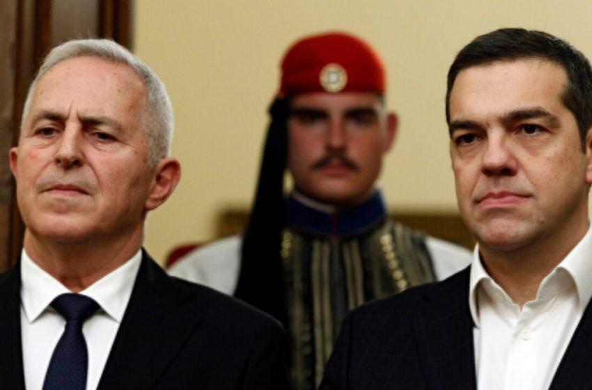 Το 10ήμερο παρασκήνιο για τον Αποστολάκη: Πως χάλασε το σχέδιο του Μαξίμου, τι φοβήθηκαν στον ΣΥΡΙΖΑ-Παραμένει σύμβουλος του Τσίπρα ο ναύαρχος